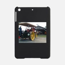steam engine saw mill iPad Mini Case