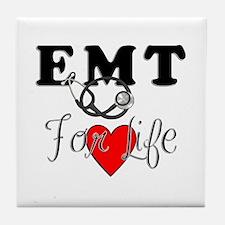 EMT For Life Tile Coaster