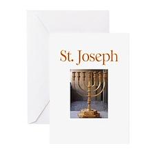 St. Joseph Greeting Cards (Pk of 20)