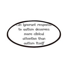 Autism response Patch