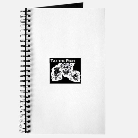The Dreaded Triple Skull and Crossbones Journal
