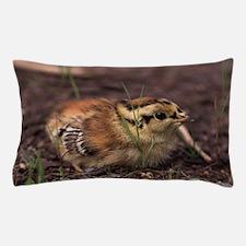 Cute Ruffed grouse Pillow Case