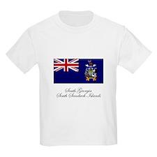 South Georgia and South Sandw T-Shirt