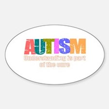 Curing Autism Decal