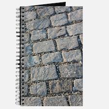 Old Cobblestone Street. RCM Retro Journal