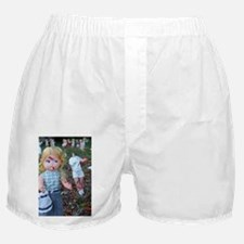 doll zombies Boxer Shorts