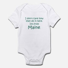 From Maine Infant Bodysuit