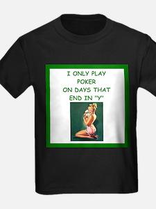 poker joke T-Shirt