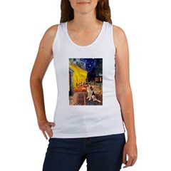 Cafe / G-Shephard Women's Tank Top