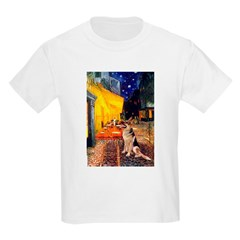 Cafe / G-Shephard T-Shirt