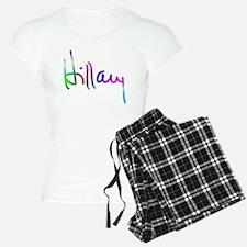 Hillary Rainbow Signature Pajamas