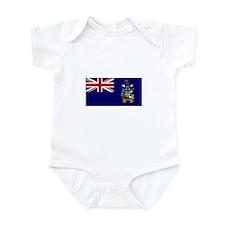 South Sandwich Islands - Sout Infant Bodysuit