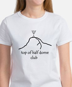 Top Of Half Dome Club Women's T-Shirt