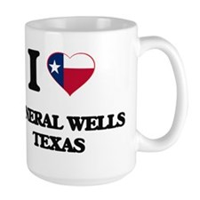I love Mineral Wells Texas Mugs