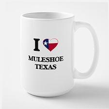 I love Muleshoe Texas Mugs