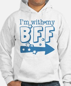 I'm with My BFF (RIGHT) Hoodie