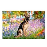 Garden / G-Shep Postcards (Package of 8)