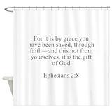 Grace Shower Curtains