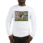 Lilies & G-Shep Long Sleeve T-Shirt