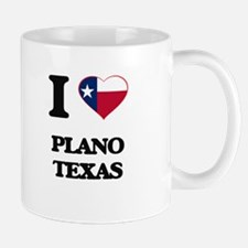 I love Plano Texas Mugs