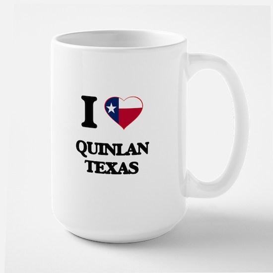 I love Quinlan Texas Mugs