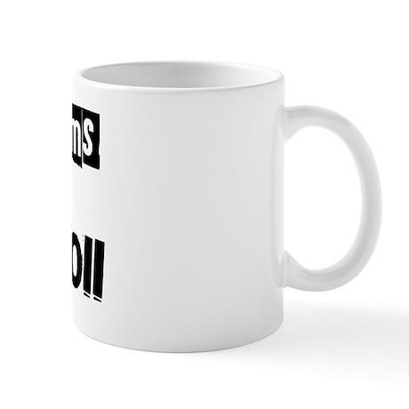 Sex Drums & Rock n Roll Mug