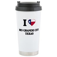 I love Rio Grande City Travel Mug