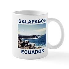 GALAPAGOS RIGHT-HAND Small Mug