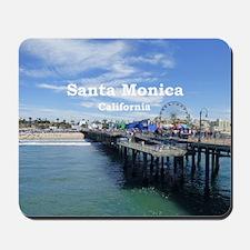 Santa Monica Mousepad