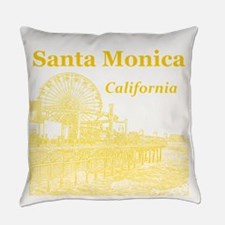 Santa Monica Everyday Pillow