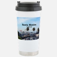 Santa Monica Travel Mug