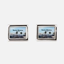 Santa Monica Rectangular Cufflinks