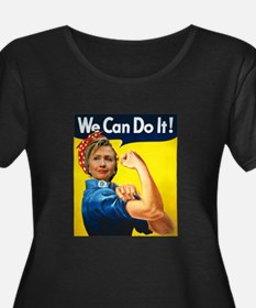 Unique Hillary clinton 2008 T