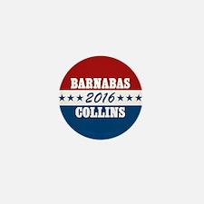 Vote For Barnabas Collins Mini Button
