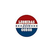 300 Vote For Leonidas / Gorgo Mini Button