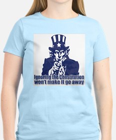 Don't Ignore the Constitution T-Shirt