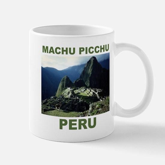 MACHU PICCHU, PERU DOUBLE SIDED Mug