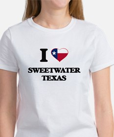 I love Sweetwater Texas T-Shirt