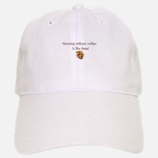 coffee lovers peets starbucks Baseball Baseball Cap