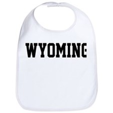 Wyoming Jersey Black Bib