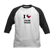 I love Tyler Texas Baseball Jersey