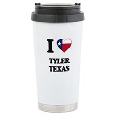 I love Tyler Texas Travel Mug