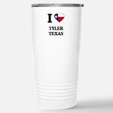 I love Tyler Texas Travel Mug