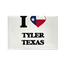 I love Tyler Texas Magnets