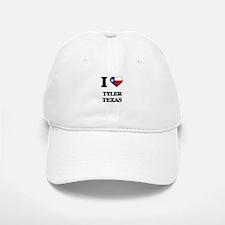 I love Tyler Texas Baseball Baseball Cap