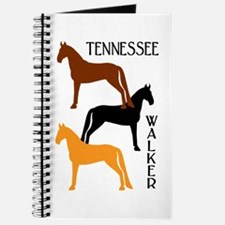 Tennessee Walkers in Colors Journal