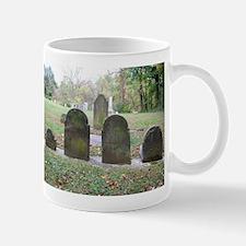 PA cemetery Mugs