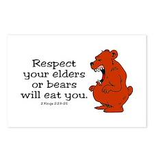 Respect Elders Postcards (Package of 8)