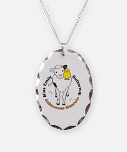 Miss Emily & Buttercup Animoov Necklace