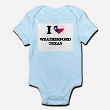 I love Weatherford Texas Body Suit